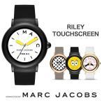 MARC JACOBS RILEY TOUCHSCREEN �ޡ������������֥� �ӻ��� ���ޡ��ȥ����å� MJT2002 �֥�å�/���ꥳ��