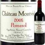 (赤ワイン・フランス・ボルドー)シャトー・モンヴィエル 2005 wine