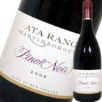 (赤ワイン・ニュージーランド)アタ・ランギ・ピノ・ノワール 2008