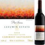 (赤ワイン・オーストラリア) ルーウィン・エステート・アートシリーズ・カベルネ・ソーヴィニヨン 2010 wine