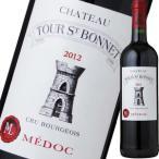 (赤ワイン・フランス・ボルドー)シャトー・ラ・トゥール・サン・ボネ 2012 wine
