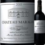 (赤ワイン・フランス・ボルドー)シャトー・マラグー 2015 wine