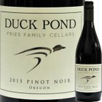 (赤ワイン・アメリカ・オレゴン)ダック・ポンド・セラーズ・ピノ・ノワール 2015 wine