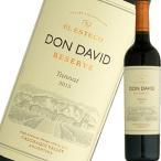 (赤ワイン・アルゼンチン)ドン・ダビ・タナ・レゼルバ 2015 wine