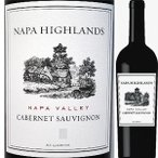 (赤ワイン)ナパ・ハイランズ・カベルネ・ソーヴィニヨン・ナパ・ヴァレー 2016 wine
