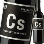 (赤ワイン)ワインズ・オブ・サブスタンス・カベルネ・ソーヴィニョン 2017 wine