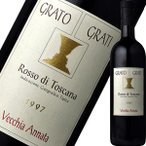 (赤ワイン・イタリア・トスカーナ)グラート・グラーティ・ヴェキア・アンナータ 1997(キャンティ・リゼルヴァ規格) wine