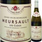 (白ワイン・フランス・ブルゴーニュ)ドメーヌ・ブシャール・ペール・エ・フィス・ムルソー・レ・クル 2014 wine