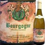 ショッピング白 (白ワイン・フランス・ブルゴーニュ)ドメーヌ・クリストフ・シュヴォー・ブルゴーニュ・ブラン 2014 wine
