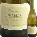 (白ワイン・フランス・ブルゴーニュ)ラ・シャブリジェンヌ・シャブリ・ラ・ピエレレ 2015 wine