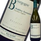 (白ワイン・フランス・ブルゴーニュ)ドメーヌ・ジャン・リケール・ブルゴーニュ・ノーブル・テロワール 2015 wine