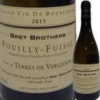 ショッピング白 (白ワイン・フランス・ブルゴーニュ)ブレット・ブラザーズ・プイィ・フュッセ・キュヴェ・テール・ヴェルジッソン 2015 wine
