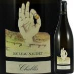 (白ワイン・フランス・ブルゴーニュ)ドメーヌ・モロー・ノーデ・シャブリ 2015 wine