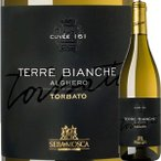 (白ワイン・イタリア)セッラ・モスカ・テッレ・ビアンケ・キュヴェ161・アルゲーロ・トルバート 2016 wine