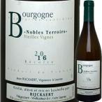 (白ワイン・フランス・ブルゴーニュ)ドメーヌ・ジャン・リケール・ブルゴーニュ・ノーブル・テロワール 2016 wine