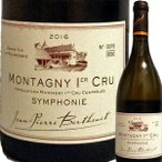 ショッピング白 (白ワイン・フランス・ブルゴーニュ)ジャン・ピエール・ベルトネ・モンタニー・キュヴェ・サンフォニー 2016 wine