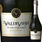 (シャンパン、スパークリング・チリ)バルディビエソ・ブラン・ド・ブラン 2013 wine