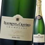 (シャンパン、スパークリング・フランス・シャンパーニュ) ボーモン・デ・クレイエール・グラン・ネクター NV wine