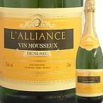 (シャンパン、スパークリング・フランス・ボルドー) ラリアンス・ドゥミ・セック NV