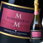 (シャンパン、スパークリング・スペイン)マス・デ・モニストロル・カバ・レセルバ・デ・ラ・ファミリア・ロゼ・ブルット 2012 wine