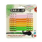 CABLE-IDケーブルアイディー(792002-グリーンパッケージ)コード管理・ケーブルタグ・オランダ製