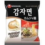 農心 カムジャ麺(ジャガイモラーメン)(韓国) 117g