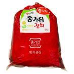 【9/25日以後発送】【冷蔵】宗家・チョンガクキムチ・5kg