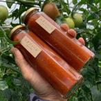 スパイシートマトピューレ 約200g×1本  安心安全 農家直販 ハウス桃太郎トマト ヨダファーム  送料無料