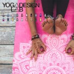 ホットヨガラグ ヨガマット 折りたたみ ヨガデザインラボ エコヨガタオル ヨガブランド YogaDesignLab