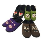 Yogibo Room Shoes Animal / ヨギボー ルームシューズ アニマル / スリッパ