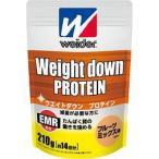 ウイダー ウエイトダウン プロテイン 210g 約14回分 フルーツミックス味
