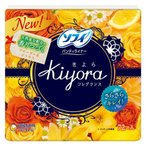 Yahoo!よかいちユニ・チャーム ソフィ Kiyoraフレグランス おりもの専用シート Luxury 贅沢なイランイランの香り 72コ入
