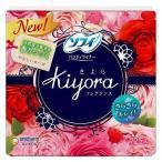 ユニ・チャーム ソフィ Kiyoraフレグランス おりもの専用シート Sweet やさしいローズの香り 72コ入