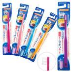 PMJ ブイセブン V-7 つまようじ法歯ブラシ コンパクトヘッド(ふつう) 1本