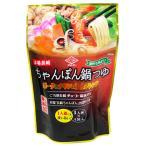 チョーコー醤油 本場長崎ちゃんぽん鍋つゆ 1人前(30ml)×4袋入