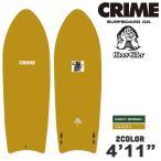 【4月-7月くらい入荷後順次発送】CRIME SURFBOARDS サーフボード HIPPY KILLER 4