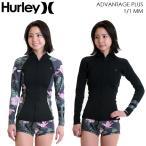 HURLEY(ハーレー)ウェットスーツ ADVANTAGE PLUS 1/1MM JACKET GZFZJK20