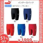 PUMApuma900403黒紺赤青インナーサッカー