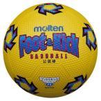 モルテン 学校機器 フット&キックベースボール 黄 16 ボール(fb201yhr)
