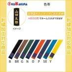 【名入れできます】 柔道 帯 空手 刺繍 九櫻 クザクラ 色帯(jc)