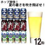 クラフトビール beer  詰め合わせ 飲み比べセット 発泡酒 お酒 3種12本 ホップ爽快!真夏の飲み比べセット