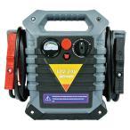 バッテリーあがり、出張作業時ジャンプスターターで応急対応!