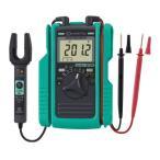 ショッピング2012 【平日14時まで即日出荷】共立電気計器 2012RA AC/DCクランプ付デジタルマルチメータ(RMS) KEWMATE2012RA