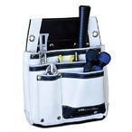 DBLTACT DTL-07-WH 本革釘袋 卓越モデル ホワイト 【582502】 三共コーポレーション