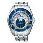 シチズン カンパノラ 腕時計 エコ ドライブ Eco Drive CITIZEN CAMAPANOLA 紺瑠璃-こんるり- BU0020-54A