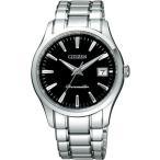 ザ・シチズン 腕時計 クオーツ チタンモデル 10年間メーカー保証 THE CITIZEN CTQ57-0955