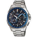カシオ オシアナス 腕時計 CASIO OCEANUS フルメタルGPSハイブリッド電波ソーラー 時計 OCW-G1000-1AJF