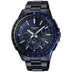 カシオ オシアナス 腕時計 CASIO OCEANUS フルメタルGPSハイブリッド電波ソーラー OCW-G1100B-1AJF