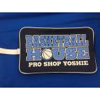 ヨシエスポーツオリジナル バスケットボールシューズケース(ネイビー×ライトブルー)