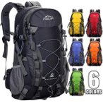 バックパック リュックサック 旅行 大容量 防災 リュック 登山 40L 遠足 軽量 撥水 男女兼用 アウトドア ハイキング